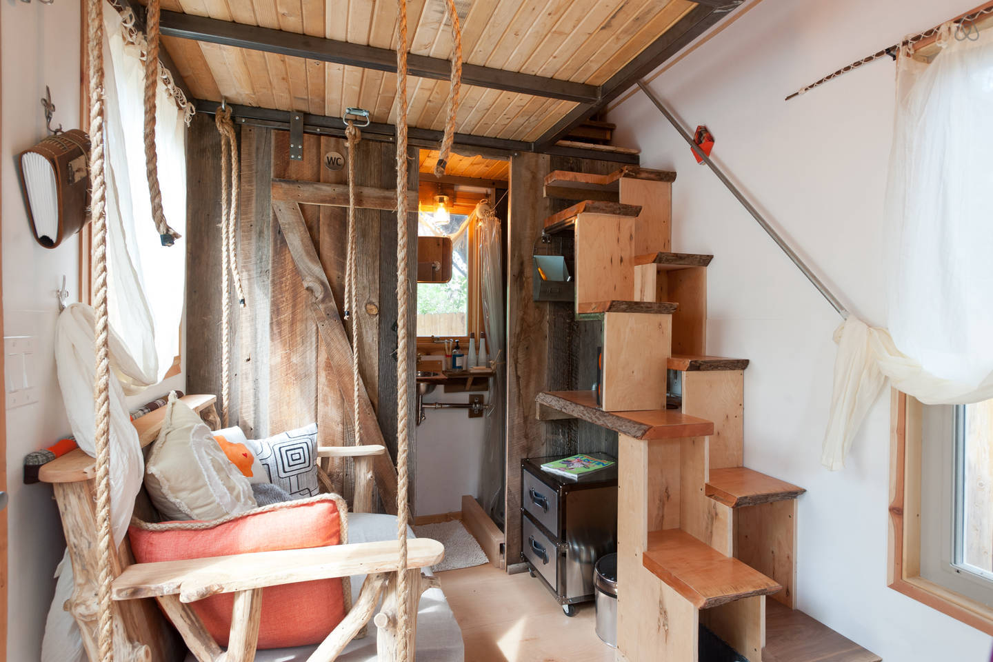 16 tiny houses you wish you could live in House interior design for small houses