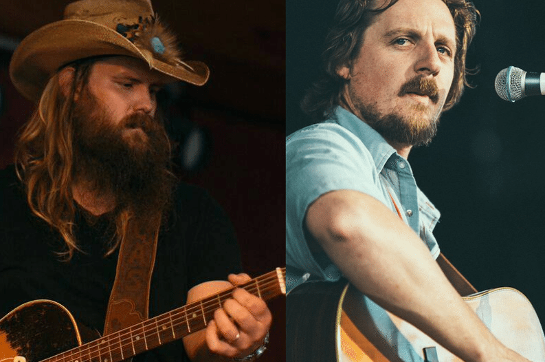 Chris stapleton sturgill simpson donate to kentucky miners for Songs chris stapleton wrote for others