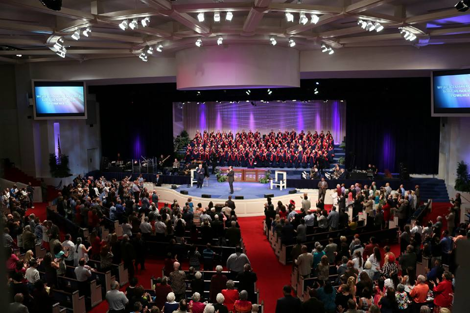 Facebook/Cornerstone Church