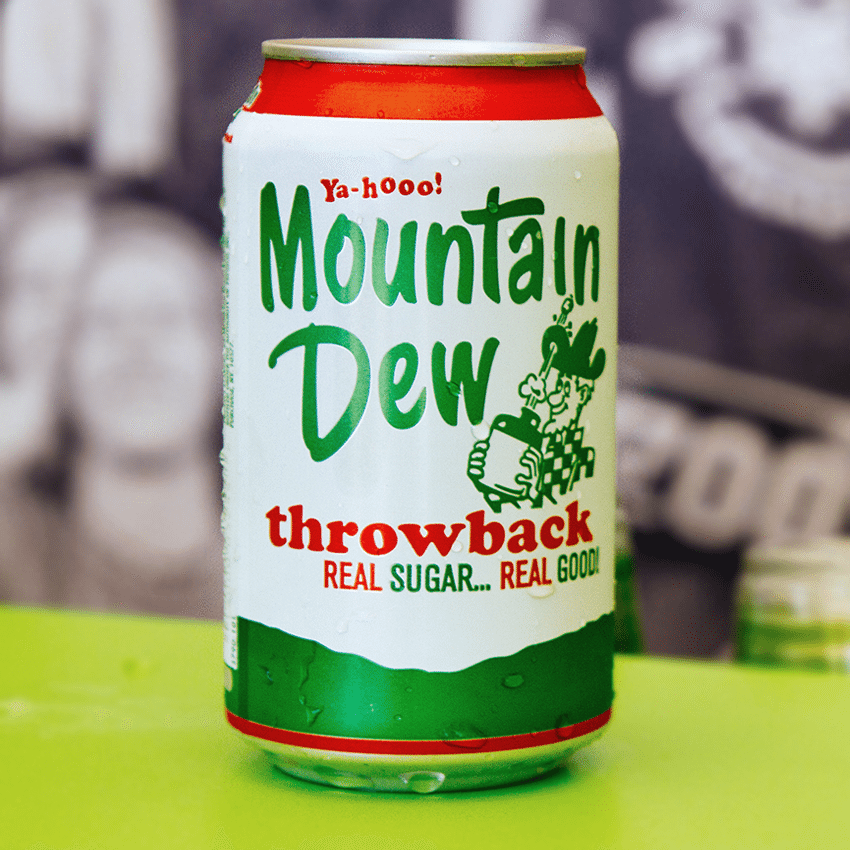 FB/Mountain Dew